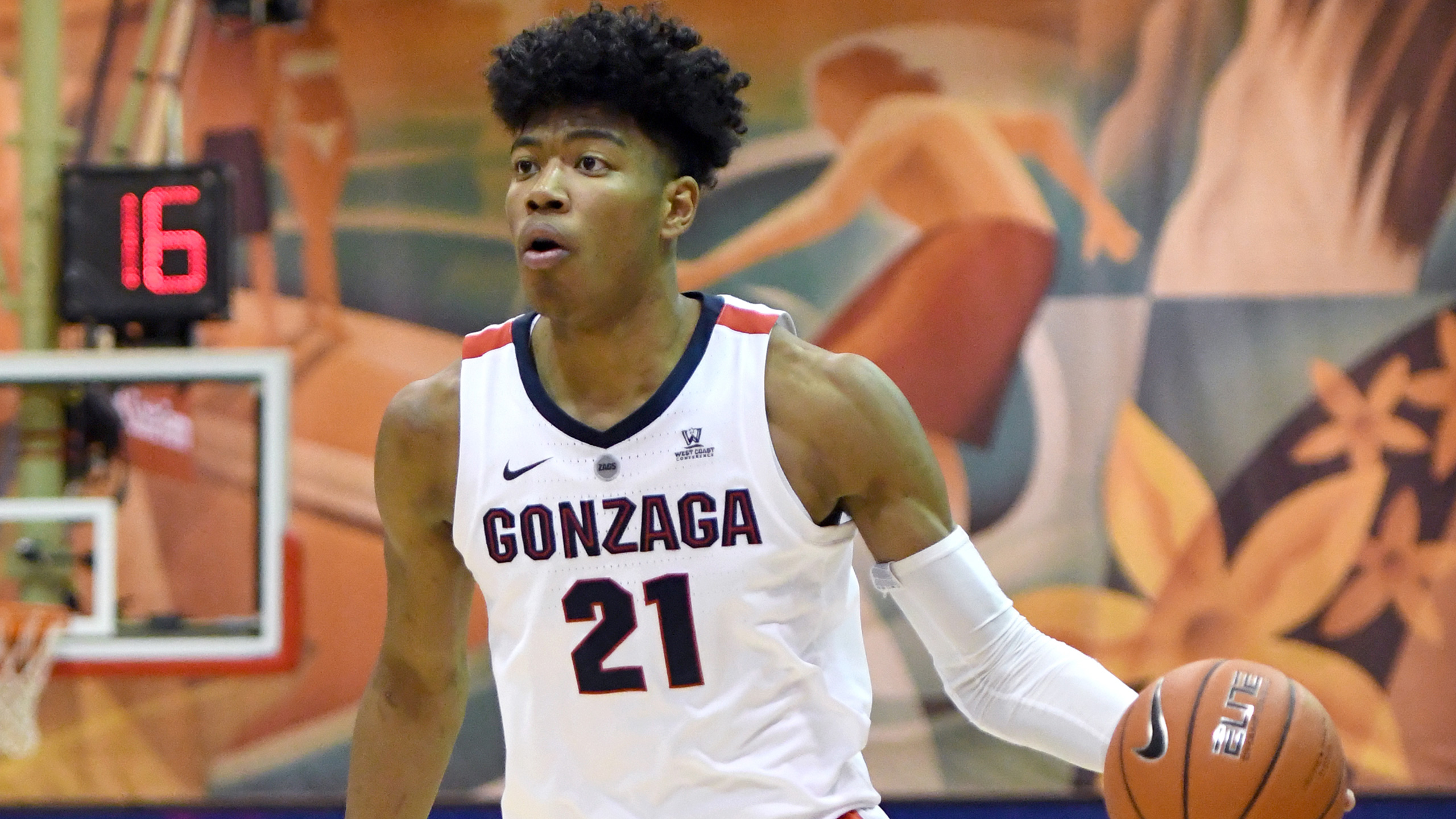 #3 Gonzaga vs. San Diego (M Basketball)