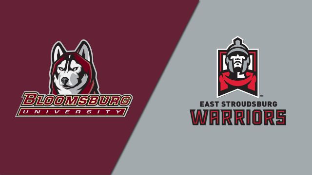 Bloomsburg vs. East Stroudsburg (Football)