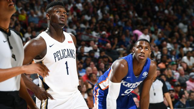 New York Knicks vs. New Orleans Pelicans (NBA Summer League)