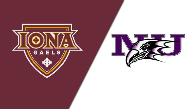 Iona vs. Niagara (W Volleyball)