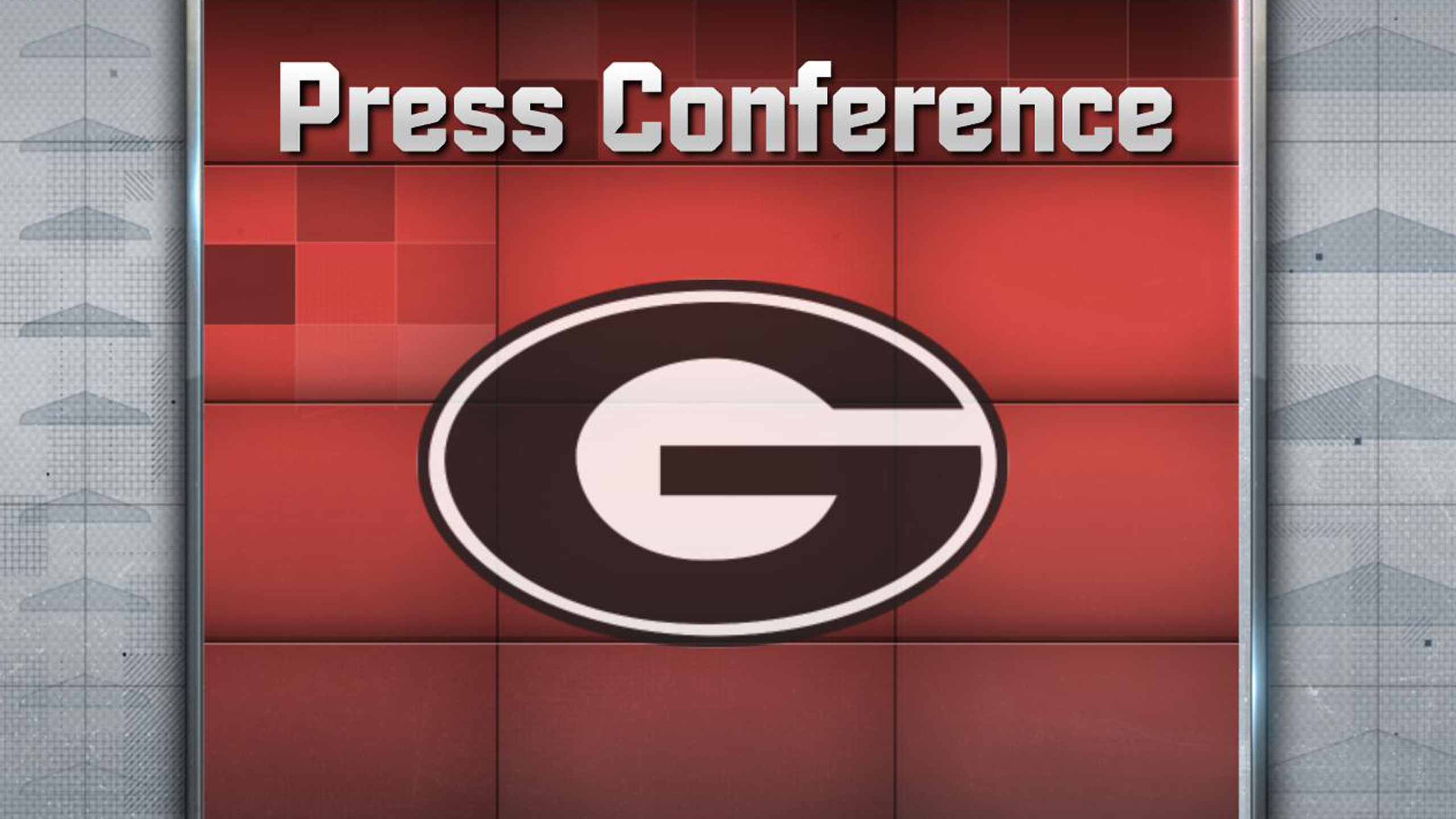 Georgia Sugar Bowl Press Conference