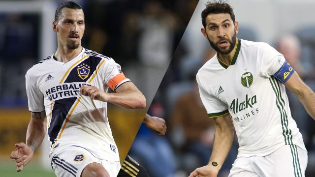 In Spanish-LA Galaxy vs. Portland Timbers