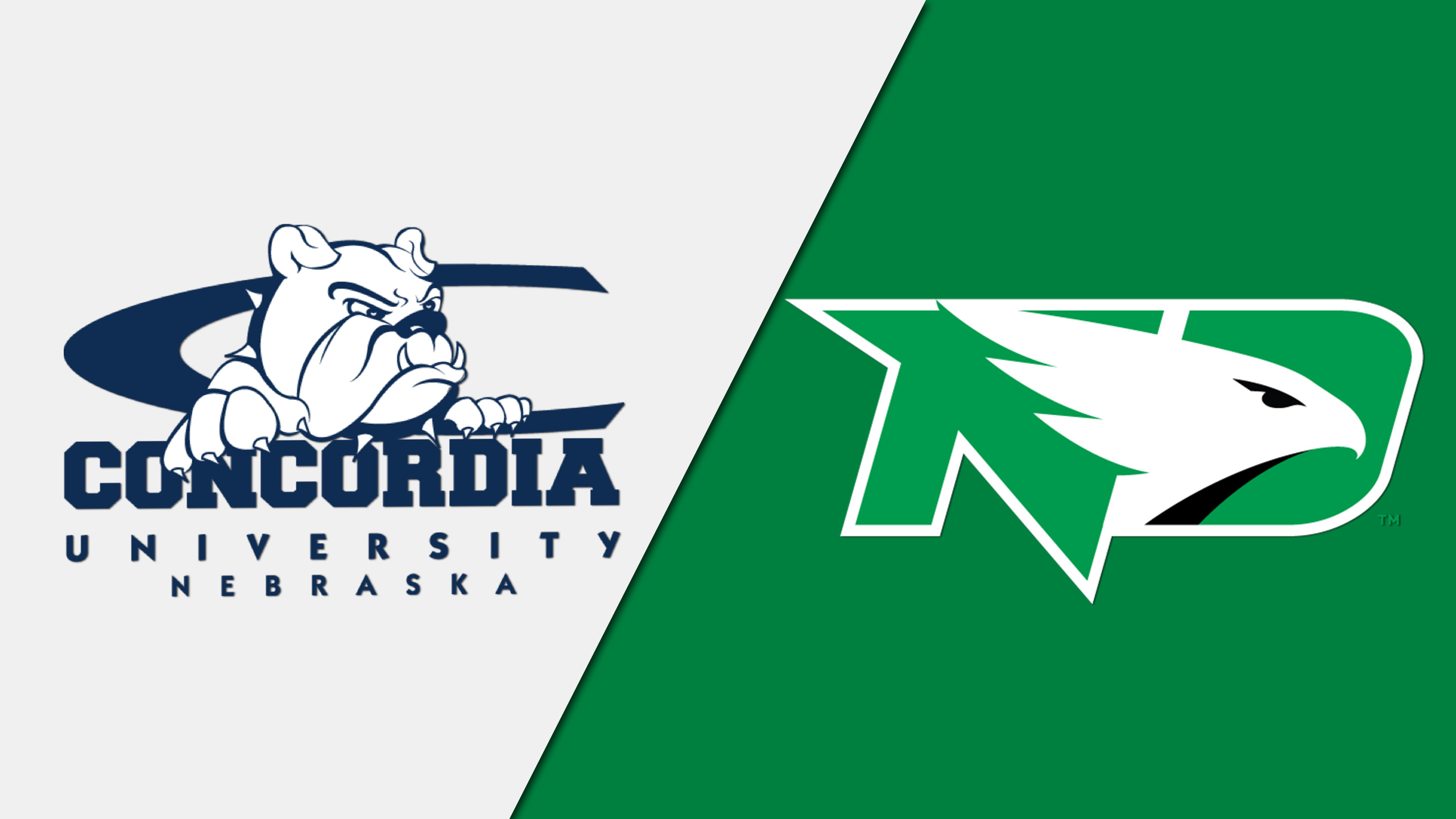Concordia (Neb.) vs. North Dakota (M Basketball)