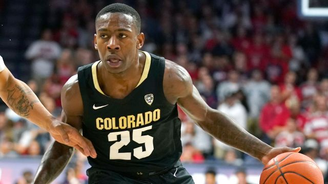 #23 Colorado vs. UCLA (M Basketball)