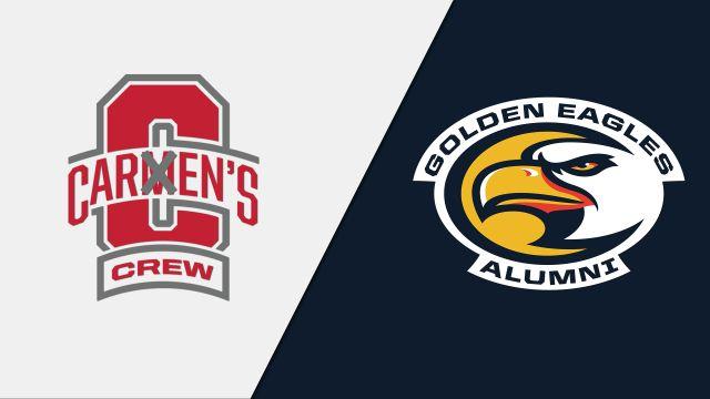 Carmen's Crew (Ohio State) vs. Golden Eagles Alumni (Marquette) (Championship)