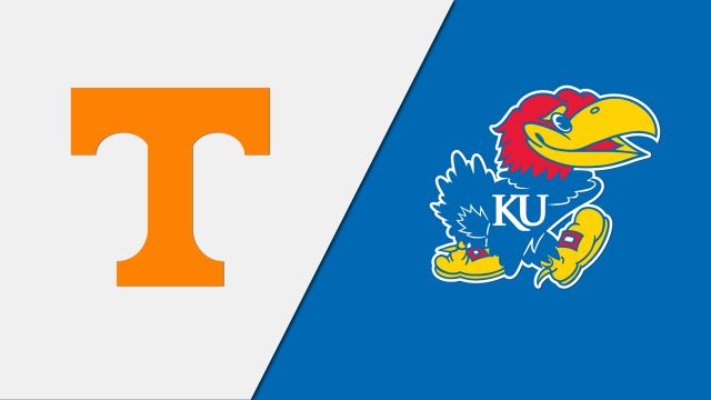 Above the Rim Cameras-Tennessee vs. #3 Kansas (M Basketball)