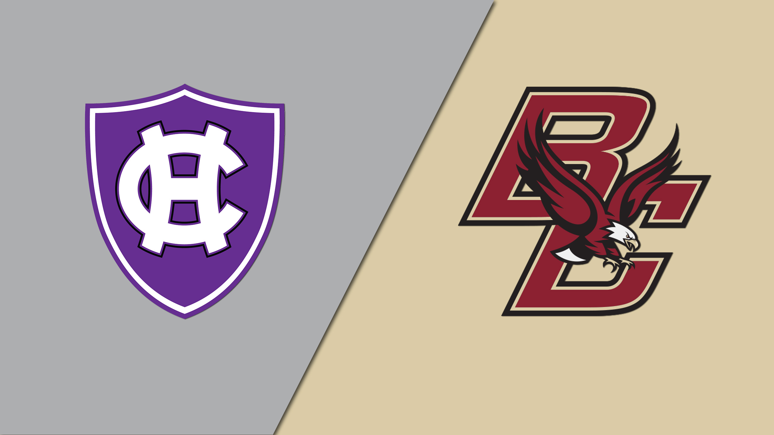 Holy Cross vs. #7 Boston College (W Hockey)
