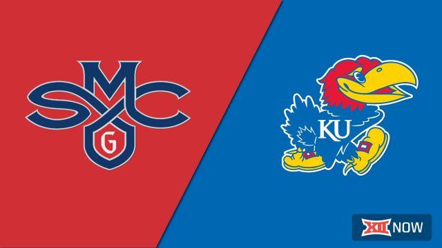 Saint Mary's vs. Kansas