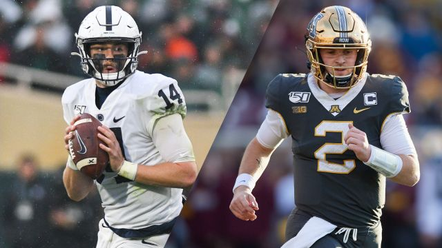 #4 Penn State vs. #17 Minnesota (Football)