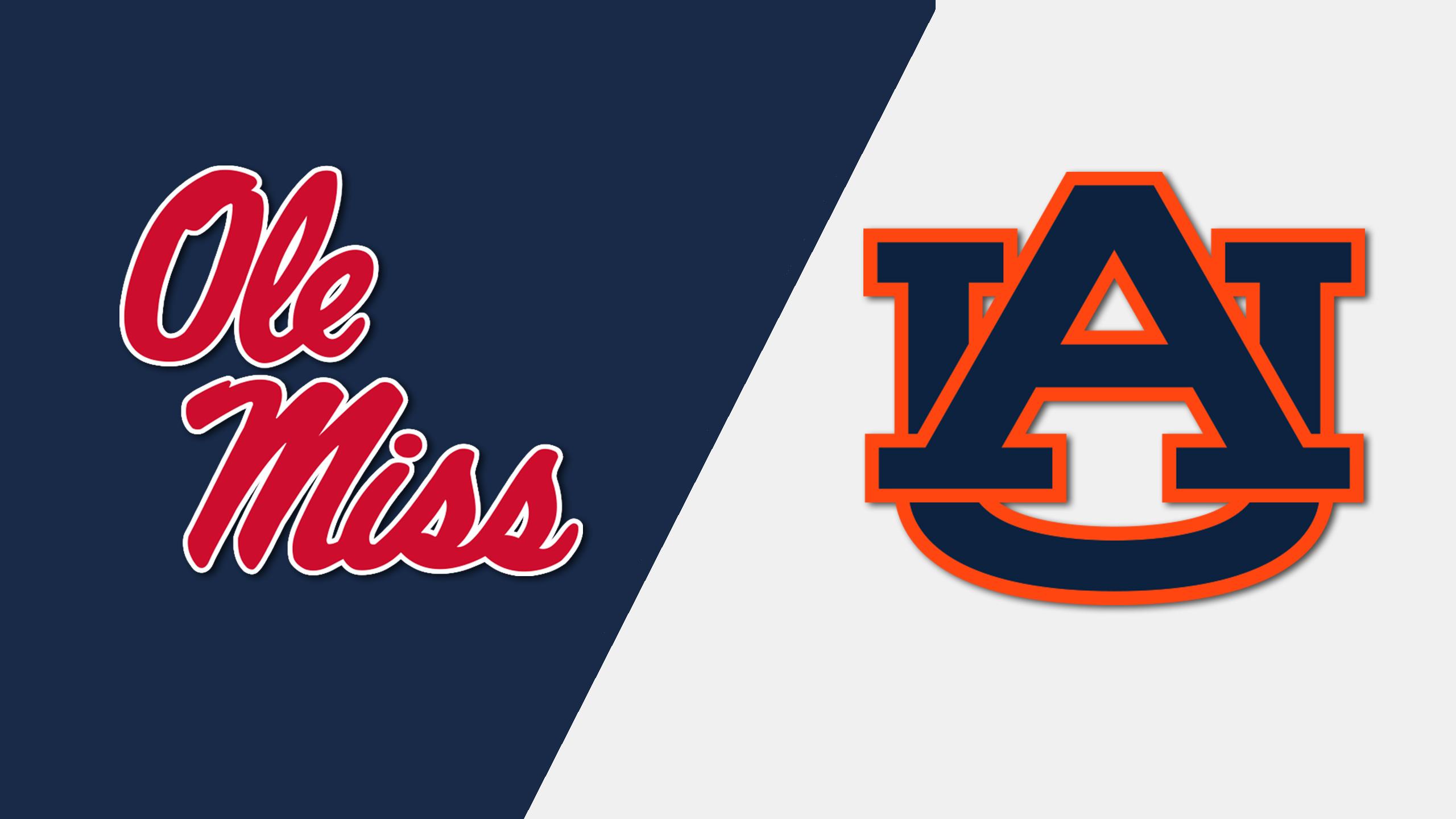 Ole Miss vs. #9 Auburn (W Soccer)