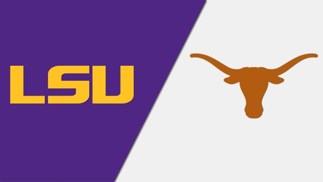 Sat, 1/25 - LSU vs. Texas (M Basketball)