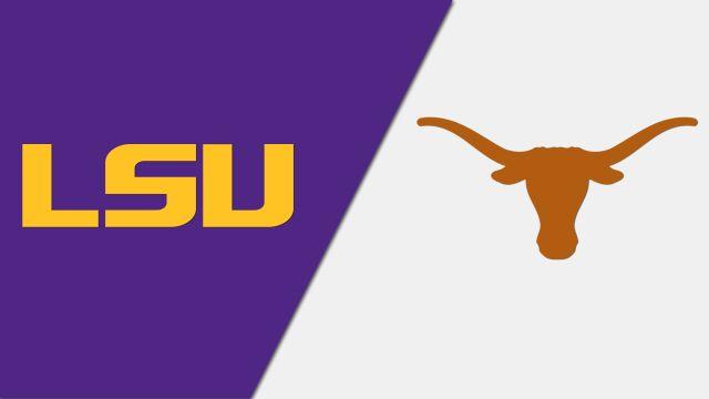 LSU vs. Texas (M Basketball)