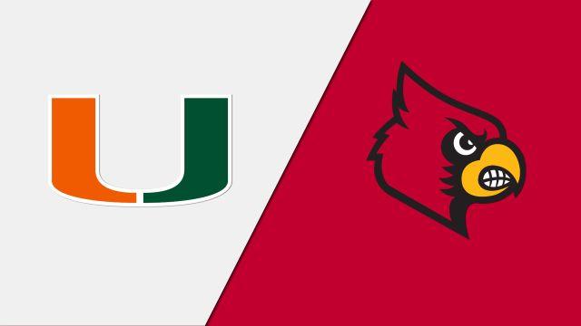 Miami vs. #7 Louisville (Baseball)