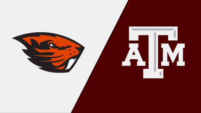 Oregon State vs. Texas A&M (M Basketball)