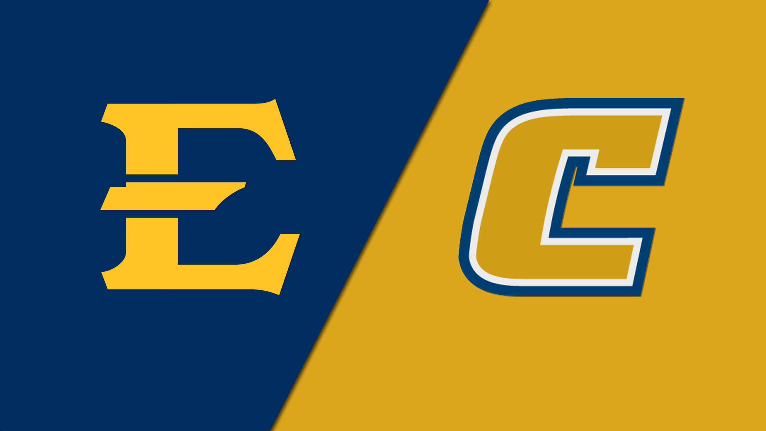East Tennessee State vs. Chattanooga (M Basketball)