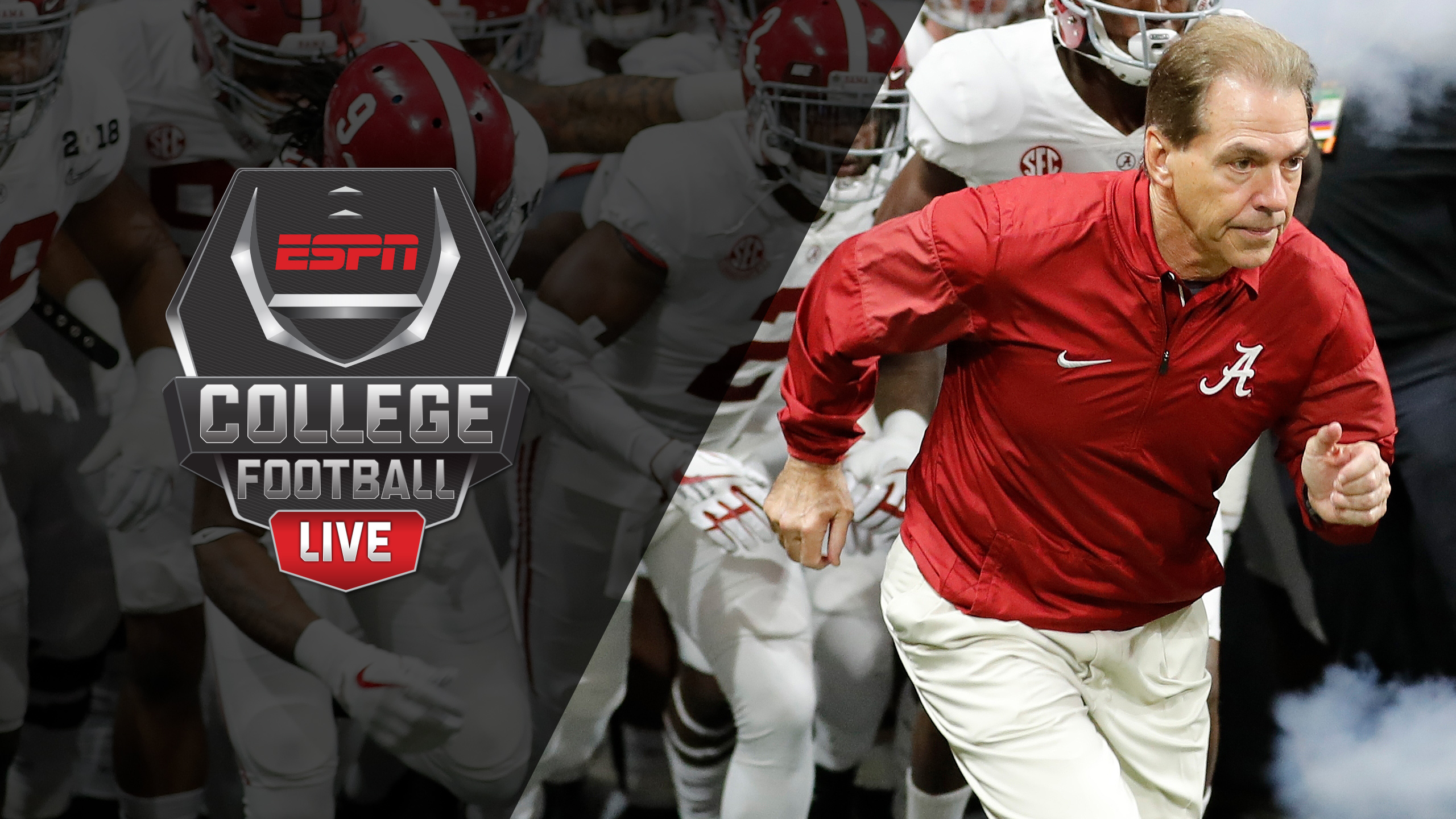 Mon, 8/20 - College Football Live