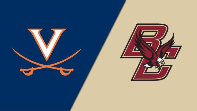 Virginia vs. Boston College (W Basketball)