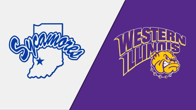Indiana State vs. Western Illinois (W Volleyball)