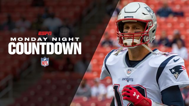 Mon, 10/21 - Monday Night Countdown Presented by Call of Duty