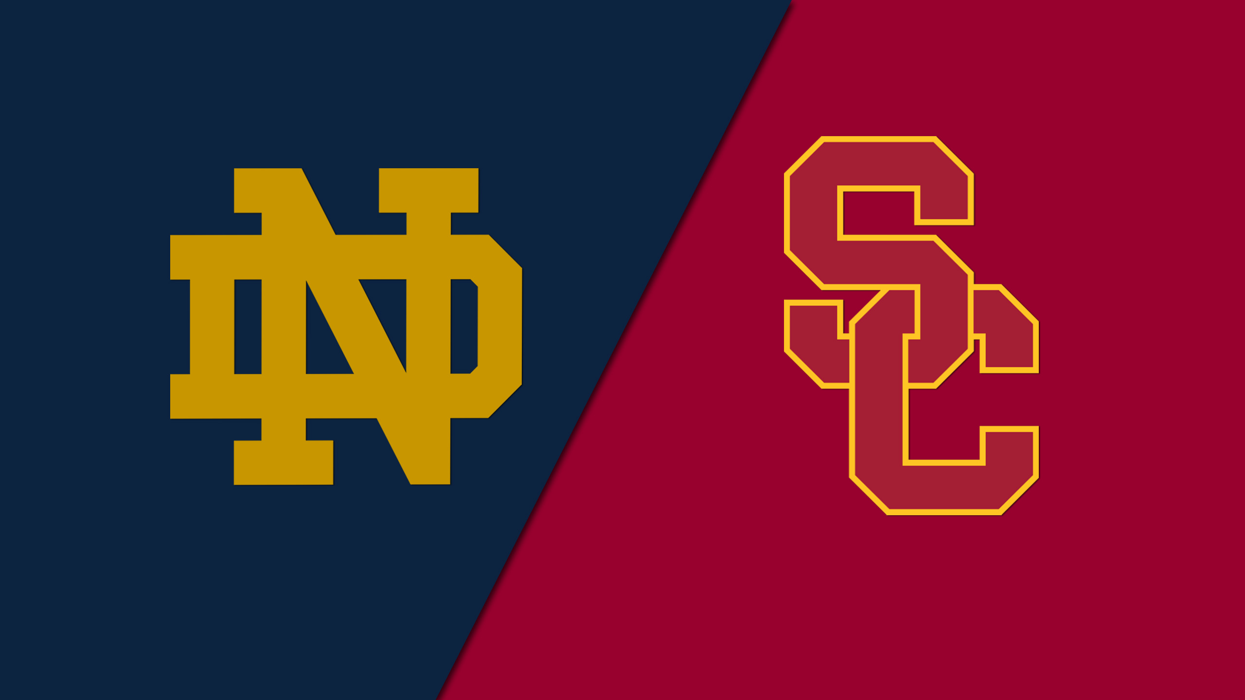 #1 Notre Dame vs. USC - 11/24/2012 (re-air)