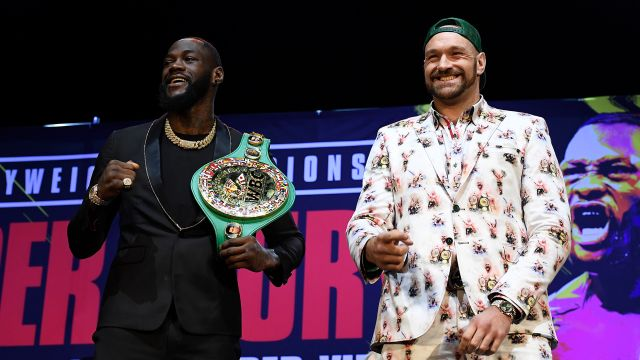 Sun, 2/23 - Post Show: Deontay Wilder vs. Tyson Fury II