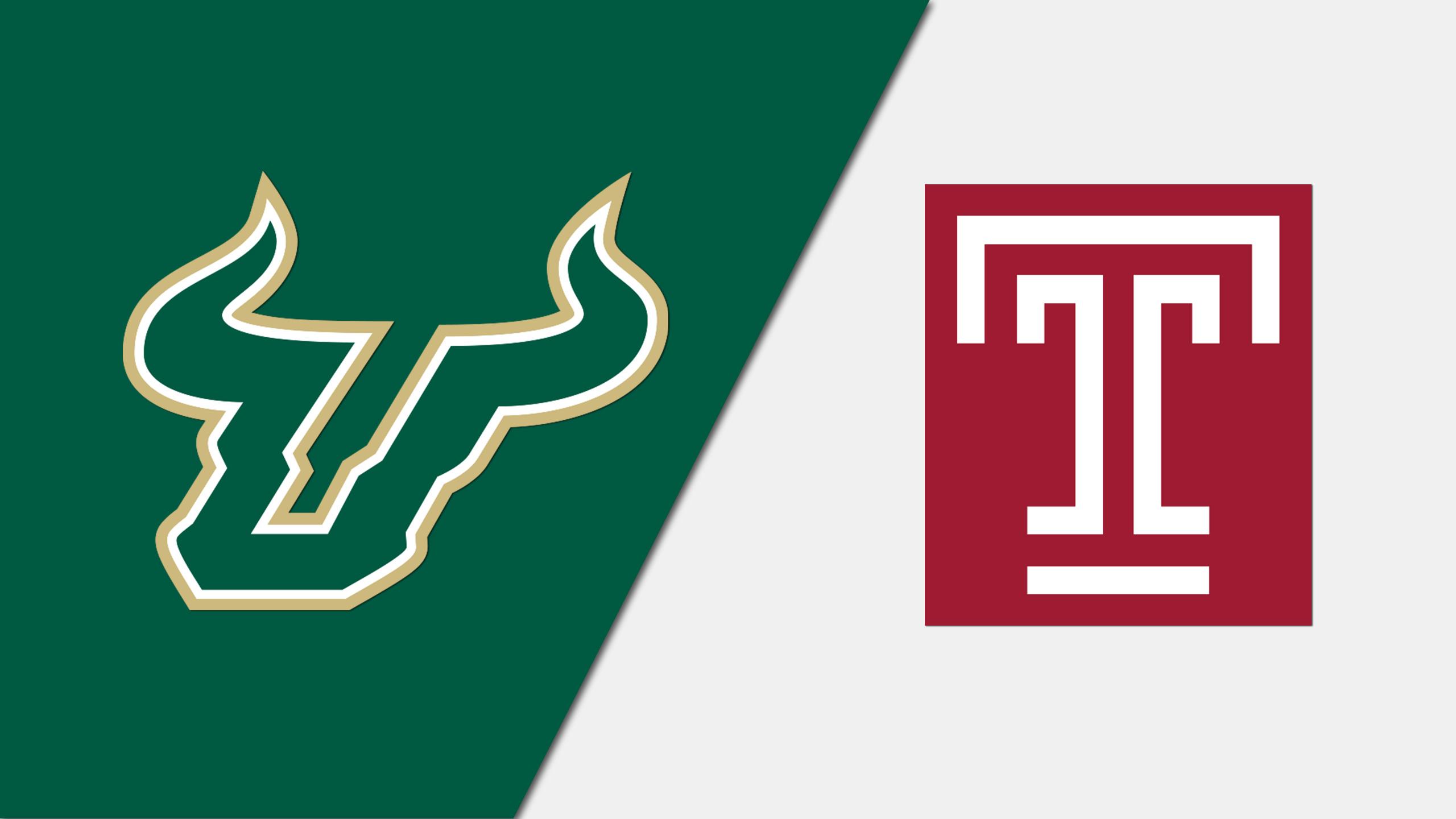 South Florida vs. Temple (Football)