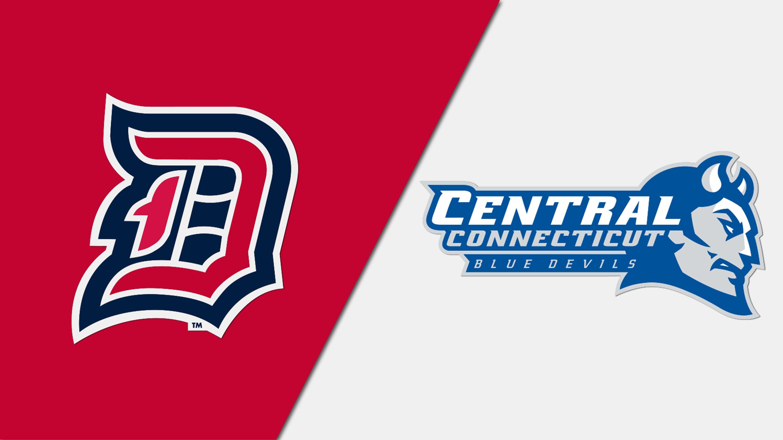 Duquesne vs. Central Connecticut (Football)