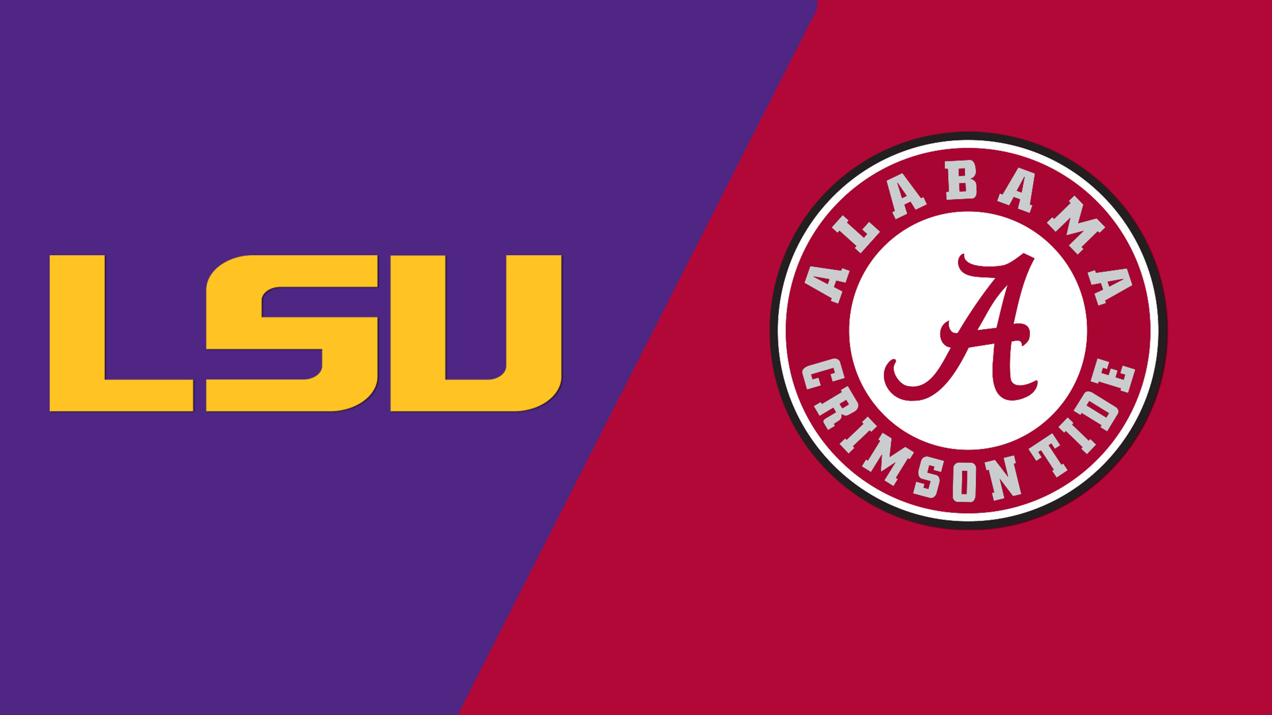 LSU vs. Alabama (W Gymnastics)