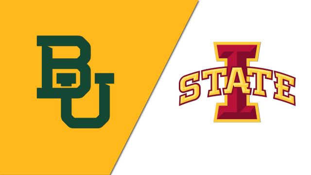 #1 Baylor vs. Iowa State (W Volleyball)