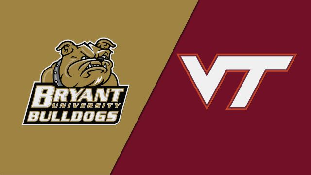 Bryant vs. Virginia Tech (Baseball)