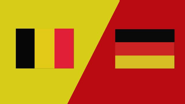 Belgium vs. Germany (Group Stage)