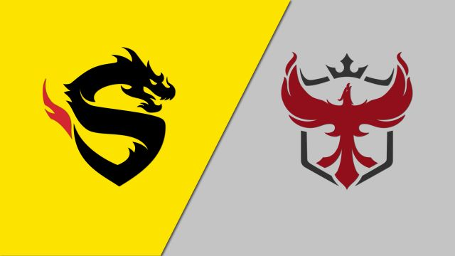 Shanghai Dragons vs. Atlanta Reign (Esports)