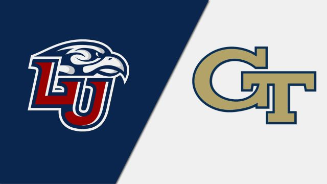 Liberty vs. Georgia Tech (Third Round) (W Volleyball)
