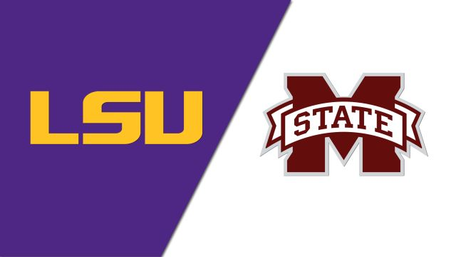 #21 LSU vs. Mississippi State (re-air)
