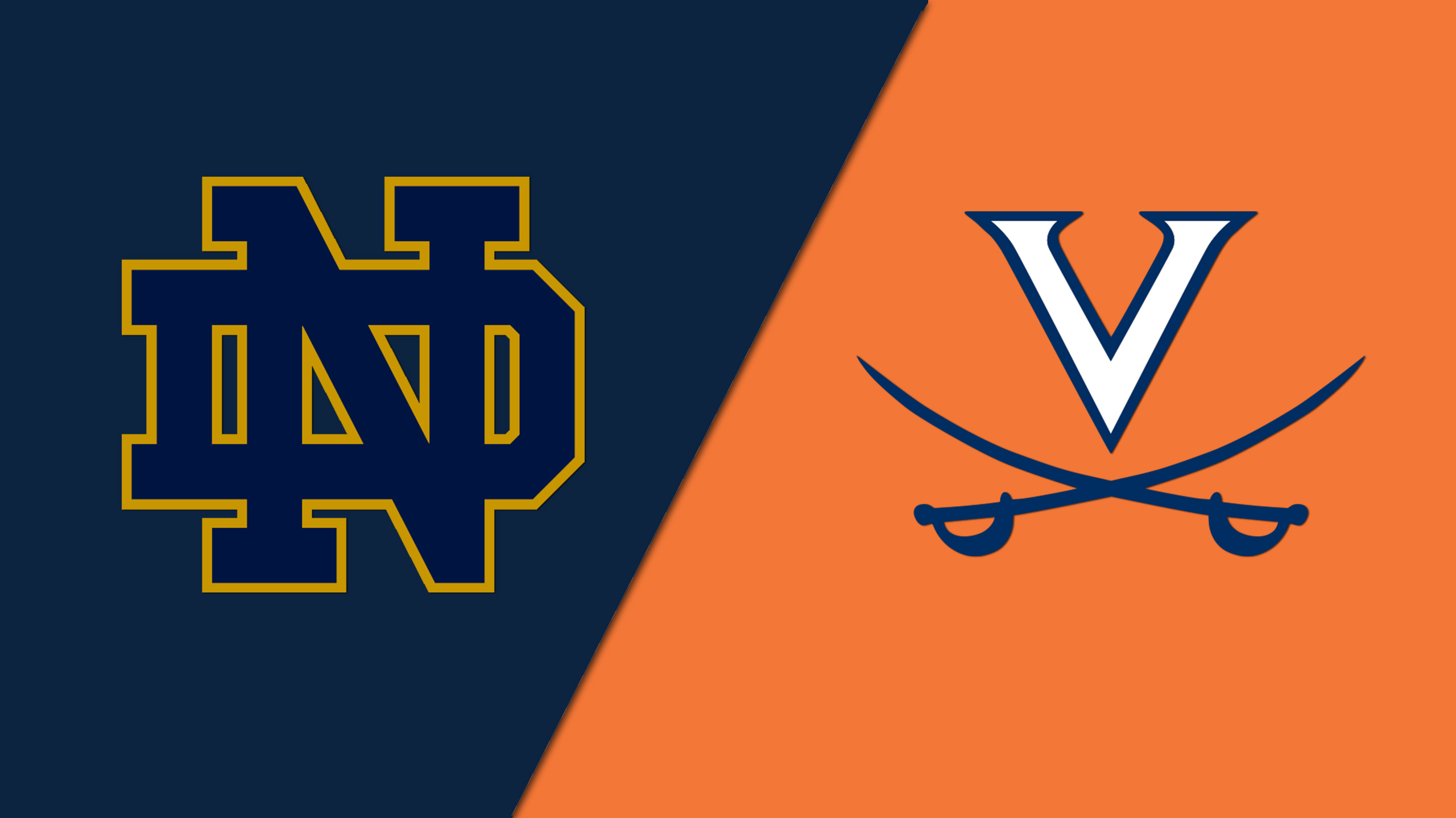 Notre Dame vs. Virginia (W Volleyball)