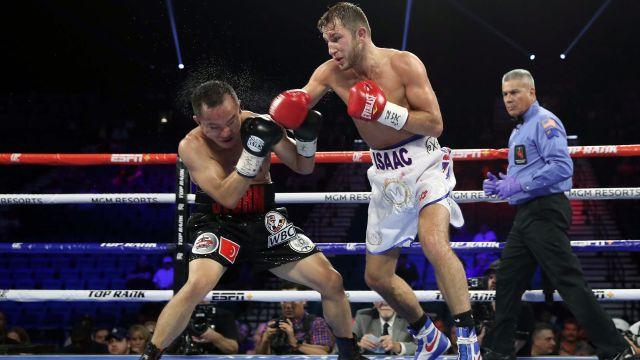 Top Rank Boxing on ESPN: Fury vs. Schwarz Undercards