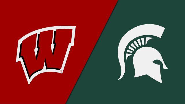 Wisconsin vs. Michigan State