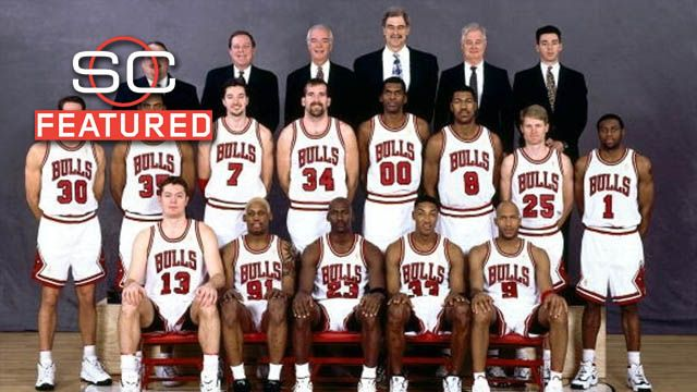 Luc Longley: Winning 3 Titles