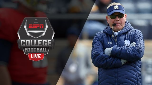 Mon, 7/22 - College Football Live
