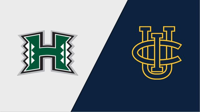 Hawai'i vs. UC Irvine (W Volleyball)