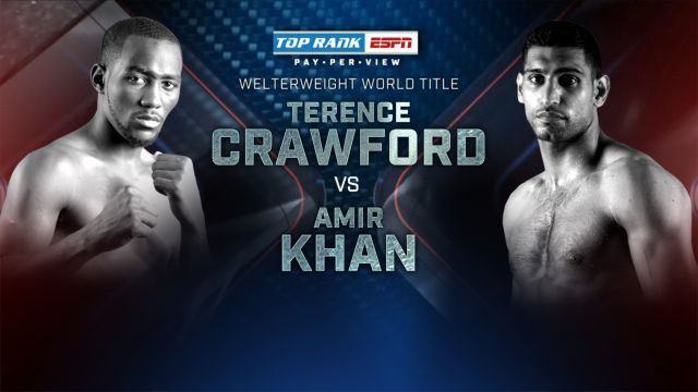 Crawford vs. Khan Weigh-In