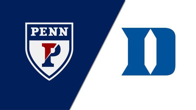 Pennsylvania vs. Duke (M Lacrosse)