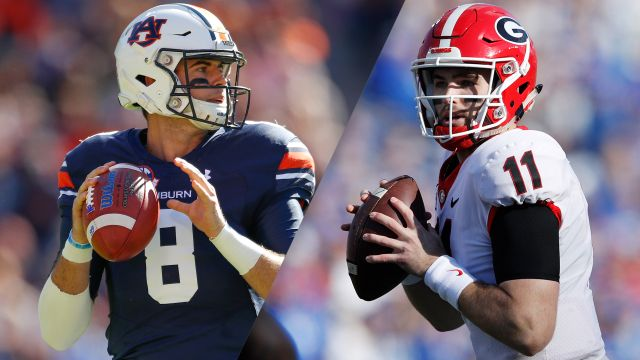 #24 Auburn vs. #5 Georgia (re-air)