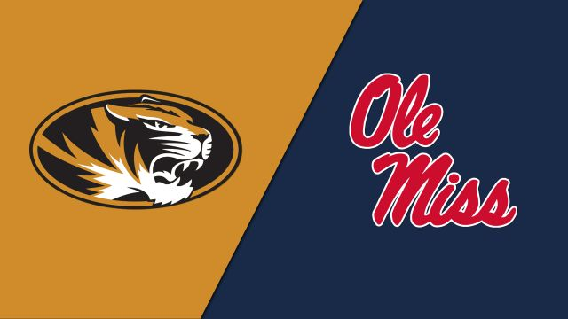 Missouri vs. #23 Ole Miss (First Round) (SEC Baseball Tournament)