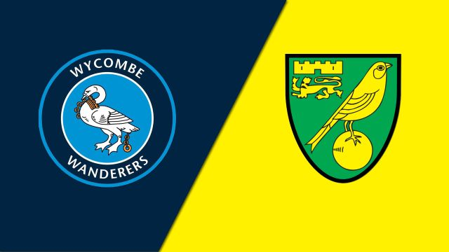 Wycombe Wanderers vs. Norwich City
