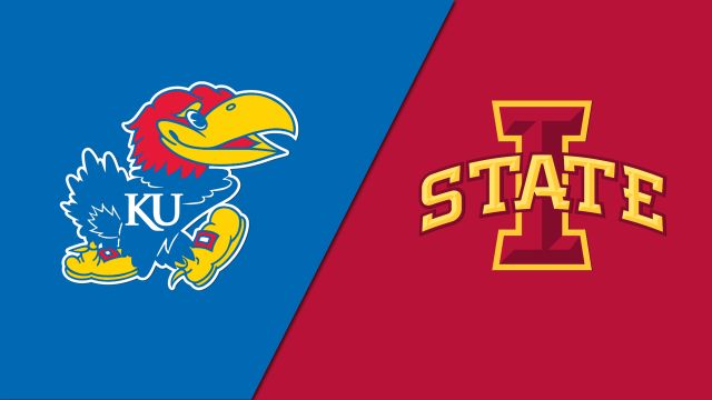 Kansas vs. Iowa State (M Basketball)