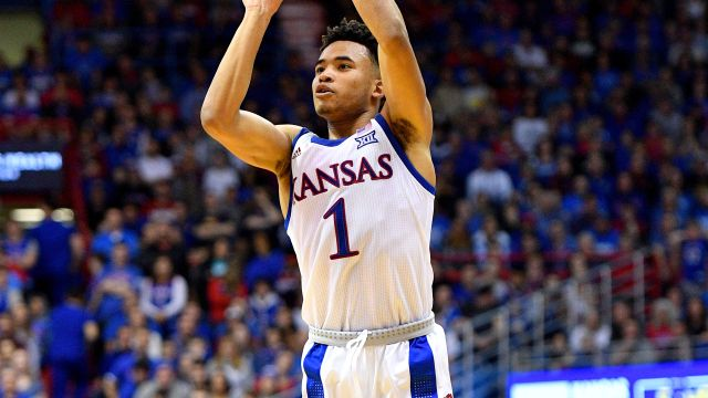 #6 Kansas vs. Texas (M Basketball)