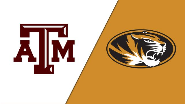 Tue, 1/21 - Texas A&M vs. Missouri (M Basketball)