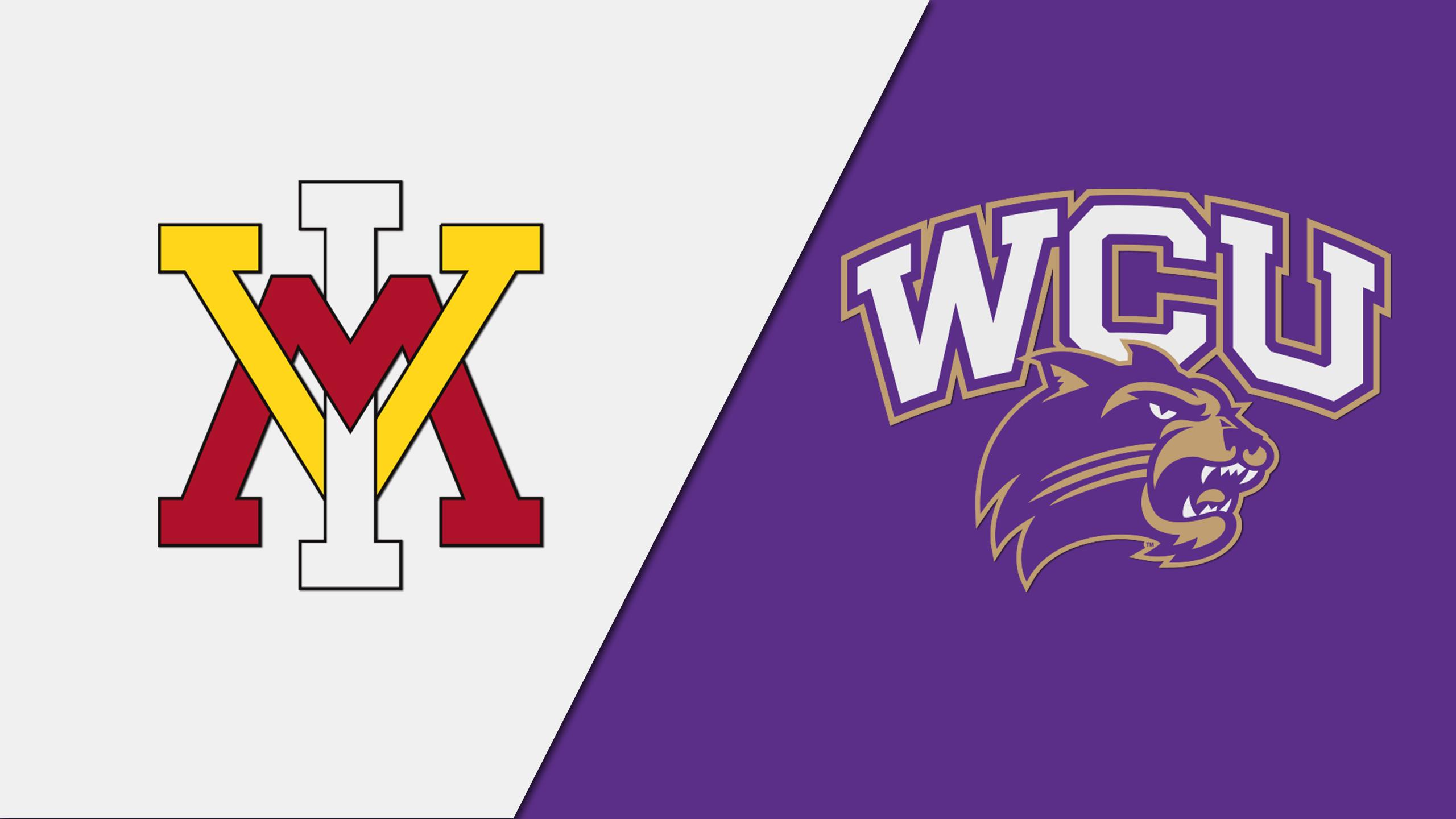VMI vs. Western Carolina