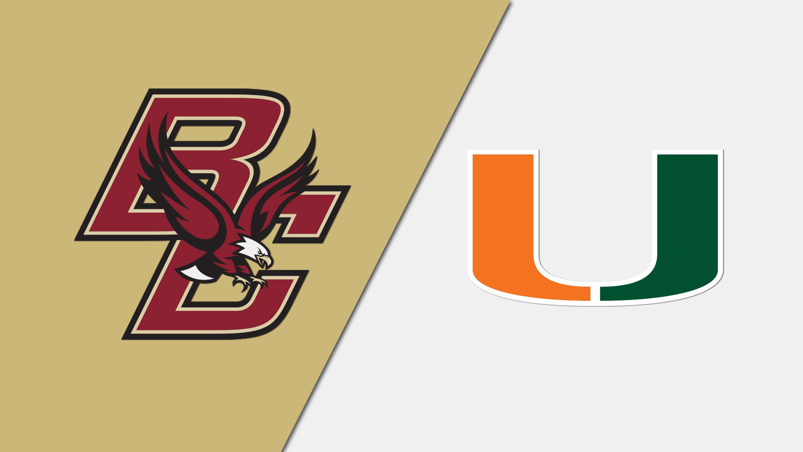 #8 Boston College vs. Miami (W Soccer)